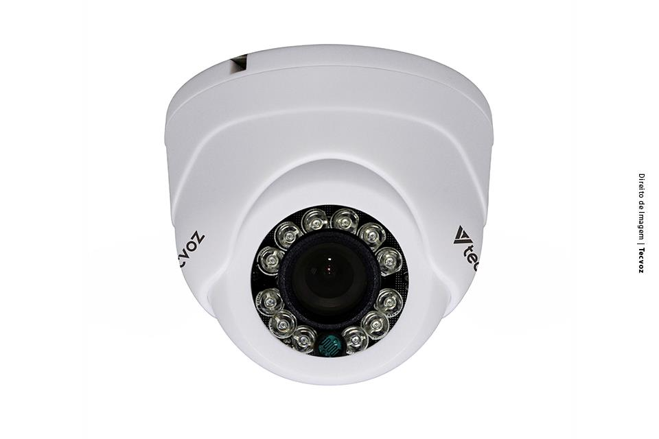 Câmera Mini Dome Flex HD IR 15m - CDM128MP - Foto 01